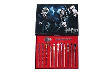 11Pcs Harry Potter Hermione Dumbledore Voldemort Magic Wands Halloween Cosplay