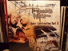 TIMBALAND & MAGOO - UNDER CONSTRUCTION PT II (VINYL 2LP)  2003!!!  RARE!!!