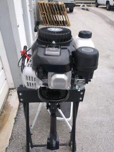 5 HP 80CC Zongshen 4 Stroke Short Shaft Outboard Motor