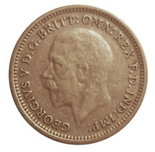1935 GEORGE V. - THREEPENCE /SILVER - UNCIRCULATED     #UEC135