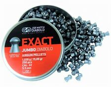 JSB EXACT JUMBO DIABOLO 5.52 mm .22 250 pcs. 1.030 g 15.89 gr Air rifle Pellets