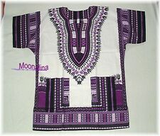 Happy PLUS Size DASHIKI Tunika ETHNO Bluse GOA Hemd AFRO Shirt BOHO Hippy KAFTAN