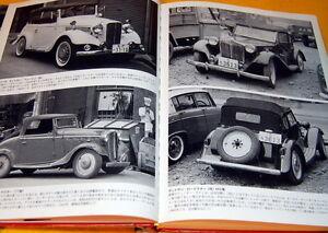 The 1960s cars  - Japan car and Rare car photo book japanese #0140