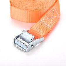 Nylon Cargo binden Gepäck Lash Gurtband mit Metall Cam Schnalle 1mx25mm CJ