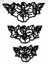 Patchwork Cutters ORCHID GARLAND SET Sugarcraft Cake Decorating