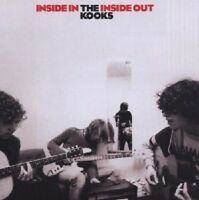 "THE KOOKS ""INSIDE IN/INSIDE OUT"" CD NEUWARE"
