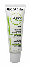 Bioderma S�bium Serum Purifying Concentrate Gentle Peel 1.33 Ounce