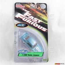 Fast and Furious 1:64 1969 Yenko Camaro Series 10 - Racing Champions ERTL RCERTL