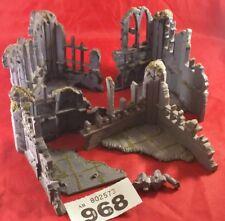 WH 40k edificio gótico Ruinas Warhammer Games Workshop [968]