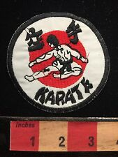 Karate Patch ~ Martial Arts S60F