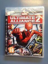 ULTIMATE ALLIANCE 2 PS3 PRECINTADO