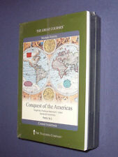 Teaching Co Great Courses  CDs       CONQUEST of the AMERICAS    new & sealed