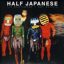 Half Japanese - Half Gentlemen Not Beasts [New CD]