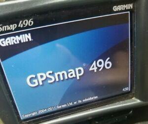 Garmin GPSMAP 496 Bundle with GXM30A Aviation Pilot Unit
