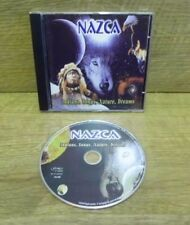 Nazca : Indians, Songs, Nature, Dreams  CD  **FREE UK POSTAGE**