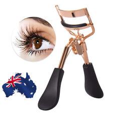 AU!! Proffessional Eyelash Curler Curling Clip Cosmetic Makeup Handle Metal Tool