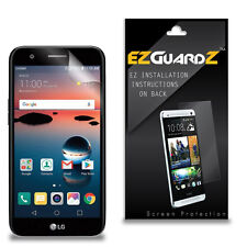 1X EZguardz LCD Screen Protector Shield HD 1X For LG Harmony