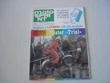 MOTOSPRINT 8/1978 PROVA TEST MOTO APRILIA MX 125 CROSS/SERVIZIO SUZUKI RG 500 GP