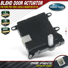 HVAC Heater Blend Door Actuator for Ford Expedition F150 Lincoln Navigator 97-04