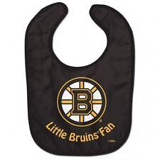 Boston Bruins All-Pro Baby Bib [NEW] NFL Infant Newborn Polyester