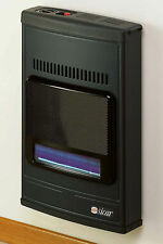 STUFA A GAS METANO SICAR eco 45 fiamma protetta parete o pavimento REVIEL