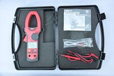 Uni-t UT208A 1000 A Digital Pinza Medidor AC DC 1000 A V Ω Hz ° C Reino Unido Stock!!!