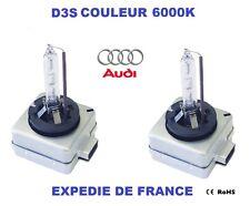 2 AMPOULES XENON D3S AUDI A5 35W 6000K NEUF