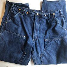 W28 bis W42 Carhartt Herren Hose Double Front Dungaree Jeans Bundhose Größen