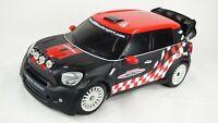 NIKKO 1:16 Mini Countryman John Cooper Works Rally Sports Car Toy Body Shell