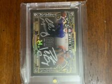 New listing 2015 topps museum dual signature series autograph of eli and peyton manning 4/5!