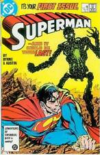 Superman (2nd series) # 1 (John Byrne) (Estados Unidos, 1987)