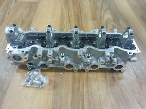 Mazda WL Turbo bare cylinder head