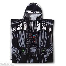 Lucas Film Darth Vader Hooded Bath/Beach Poncho Towel