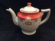 Oriental Tea Pot Antique