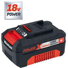 Einhell Power-X-Change 18 voltios sistema Batería iones de litio (Li-ion) 5.2 ah