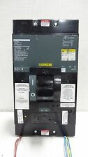 Square D LH-400A 0415362693 400AMP 600V 3 Pole Circuit Breaker