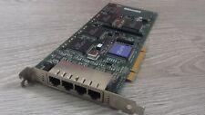 ZNYX ZX346Q PCI Quad Port 10/100 Ethernet Card