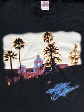 Vintage Eagles North American Tour 2002 Hotel California T-Shirt Medium