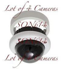 NEW Lot 4 ADCDH0922TP CCTV 540TVL 9-22mm PAL Surveillance Security Color Cameras