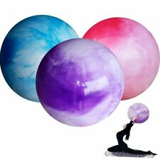 Yoga Balls Thick Clouds Color Pilates Fitness Gym Balance Fitball Exercise Ball