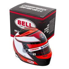 Sports Mini Line Kimi Raikkonen 2019 F1 Replica Bell Mini Helmet – 1:2 Scale