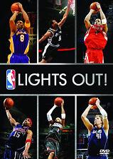 NBA Lights Out! DVD DEUTSCH NEU