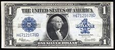 "(2) CONSECUTIVE FR. 237 1923 $1 ONE DOLLAR ""HORSEBLANKET"" SILVER CERTIFICATES"