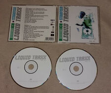 CD Liquid TRAXX vol.1 the finest in trance and Techno 12. tracks Himmerich... 151