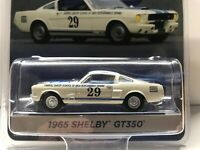 Greenlight Hobby 1965 Shelby GT350 Carroll Shelby School of High Performance Dr