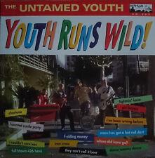The Untamed Youth – Youth Runs Wild LP Norton Records Surf Instrumental Garage
