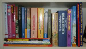 Buchpaket 24x Kinderbücher Jugendbücher - Paketpreis