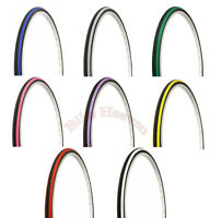 """NEW! Duro Bicycle Tire  27"""" x 1 1/4"""" Tire Road City Fixie  Bike COLOR SIDEWALL"""