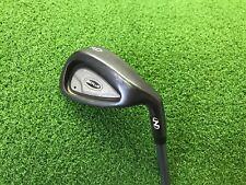 NICE Nickent Golf GH PLUS Single 9 IRON Right RH Graphite REGULAR Black Finish
