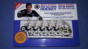 BOSTON BRUINS TEAM Buddy L Gretzky Table Top Hockey Kevin Sports Overtime KST